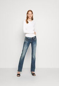 LTB - VALERIE - Bootcut jeans - karlia wash - 1