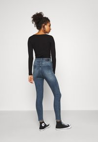 G-Star - SHAPE HIGH SUPER ANKLE  - Jeans Skinny Fit - antic faded zaffre restored - 2