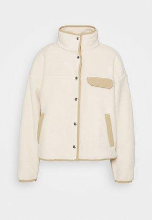 WOMENS CRAGMONT JACKET - Fleece jacket - beige