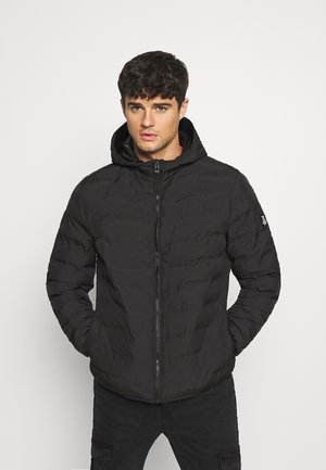 OFF ALIEN LINER - Light jacket - black