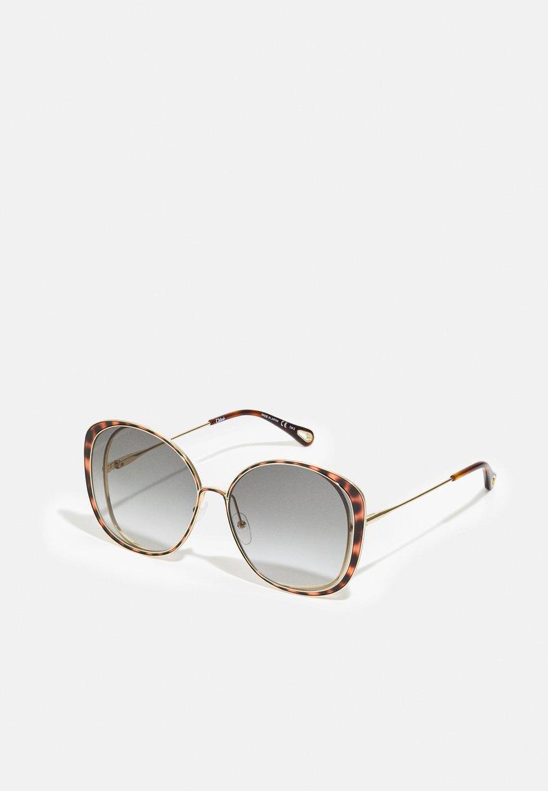 Chloé - Sunglasses - gold-coloured/grey