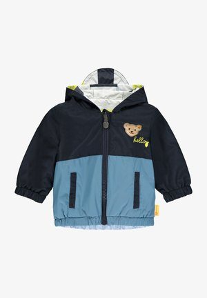 Winter jacket - steiff navy