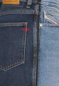 Diesel - D-MACS-SP4 - Straight leg jeans - 009hx - 2