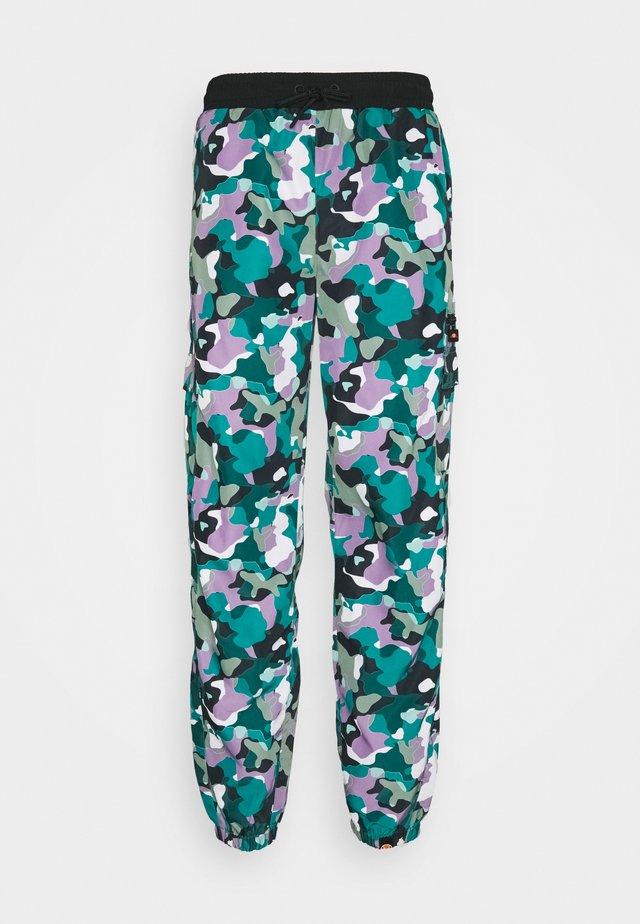 JAXONE - Teplákové kalhoty - multicolor
