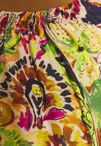 Emily van den Bergh - Blouse - camel/multicolour - 2