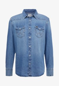 Wrangler - Overhemd - blue - 4