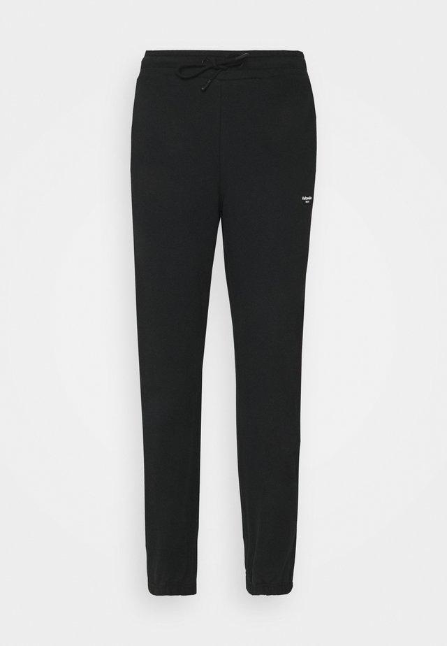 OSLO TROUSER - Pantalon de survêtement - black
