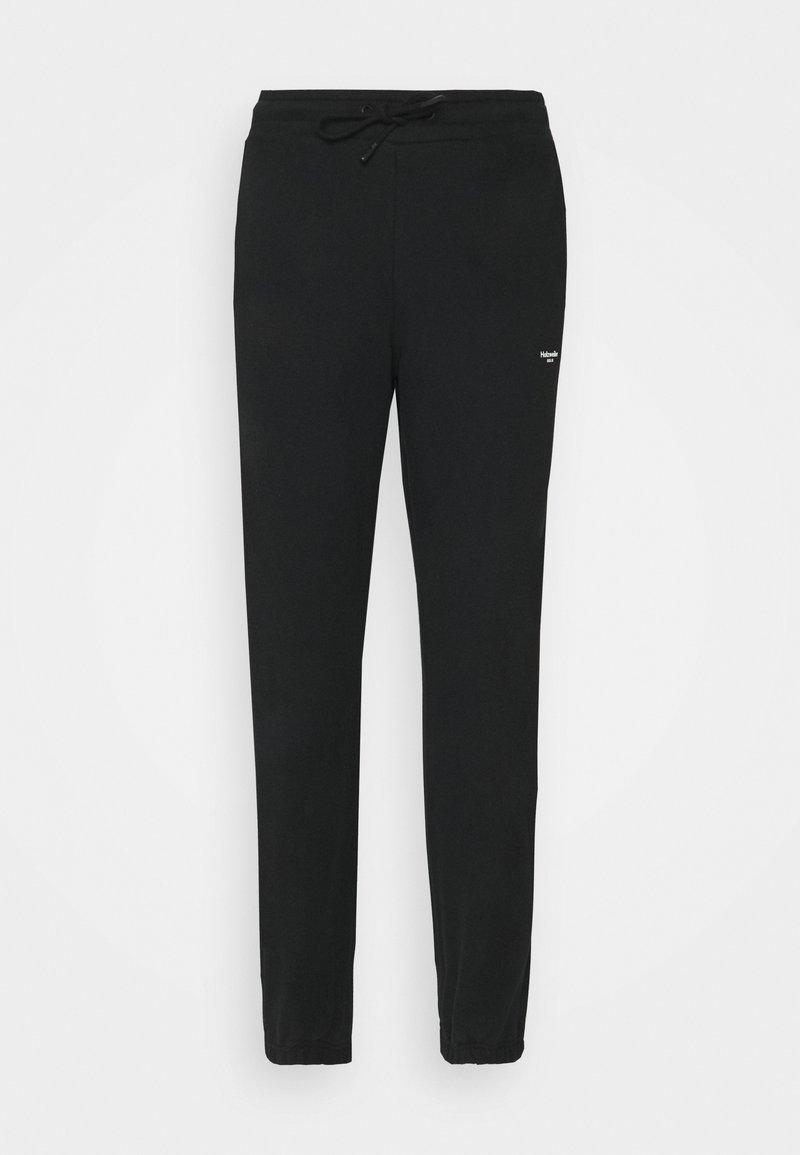 Holzweiler - OSLO TROUSER - Teplákové kalhoty - black