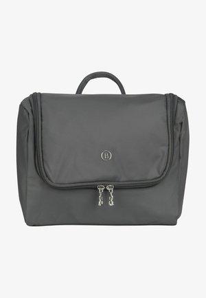 VERBIER MAILO  - Wash bag - dark grey