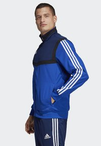adidas Performance - TIRO 19 PRE-MATCH TRACKSUIT - Veste de survêtement - blue - 2