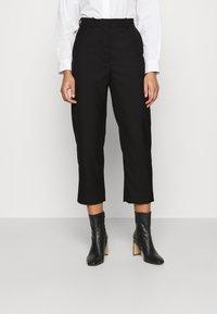 ARKET - Trousers - black - 0