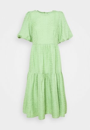 VMALLISON 2/4 CALF DRESS - Day dress - forest shade