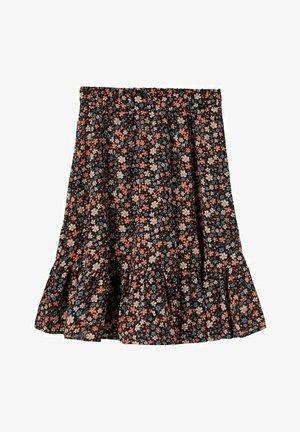 A-snit nederdel/ A-formede nederdele - coral blush