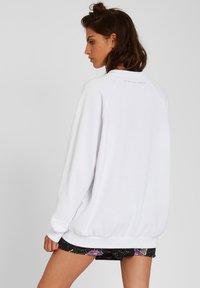 Volcom - CORAL MORPH CREW - Sweatshirt - white - 1