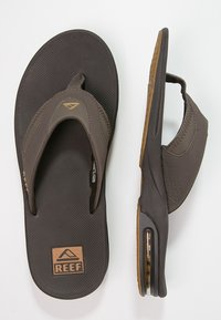 Reef - T-bar sandals - brown - 1