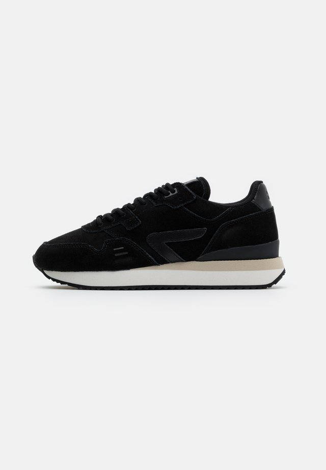 GAME - Sneakers laag - black/offwhite
