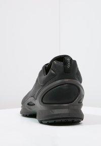 ECCO - BIOM FJUEL - Neutral running shoes - black - 3