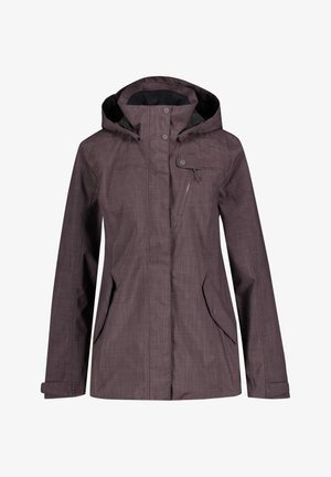 AGNES 2 - Parka - dark brown