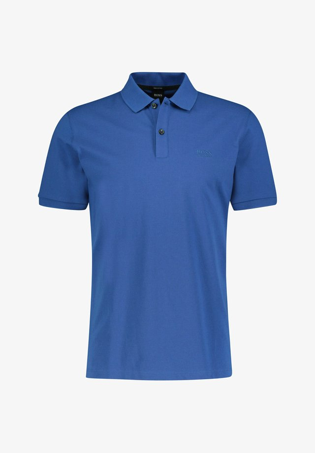 Poloshirt - royal