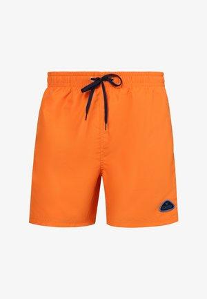 Zwemshorts - orange/cobalt