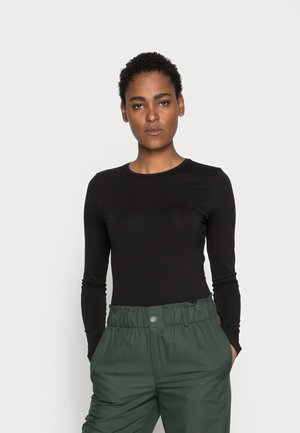SMILLA - Long sleeved top - black