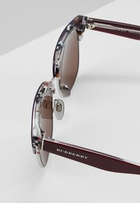 Burberry - Sunglasses - top blue/silver-coloured/brown - 5