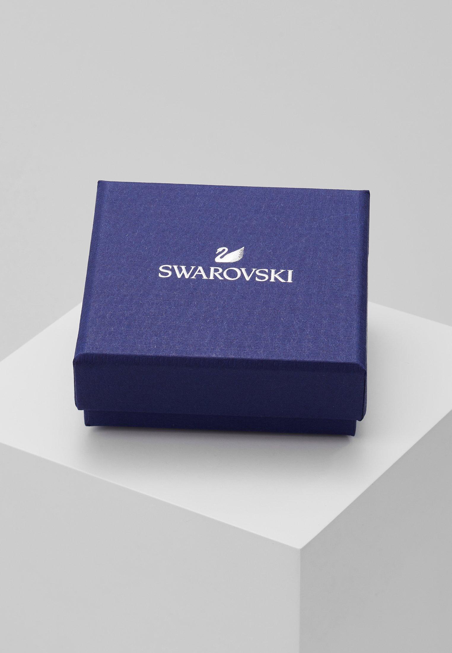 Swarovski Pave Shell - Halskette Crystal/gold