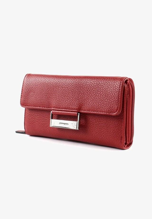 TALK DIFFERENT II PURSE LH17FZ - Wallet - rot