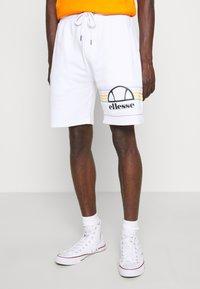 Ellesse - AIUTARMI - Shorts - white - 0
