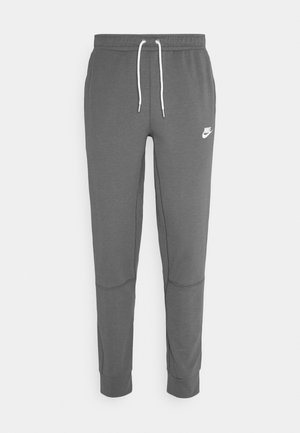 MODERN  - Pantalon de survêtement - iron grey/ice silver/white