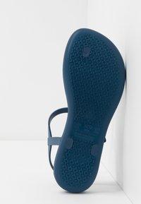 Ipanema - CHARM SAND II KIDS - Pool shoes - blue/silver - 5