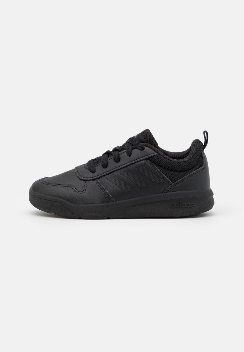 adidas Performance - TENSAUR - Sports shoes - core black/grey six