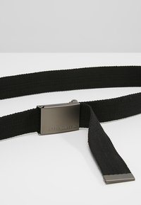 Urban Classics - 3 PACK - Belt - black/grey/white - 5