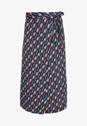 CHIKA - A-line skirt - multi-coloured