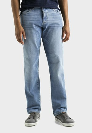 RELAXED FIT  - Straight leg jeans - mid blue