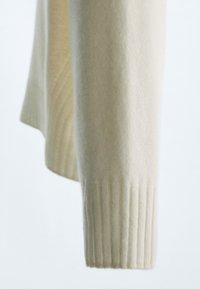 Massimo Dutti - Pullover - beige - 5
