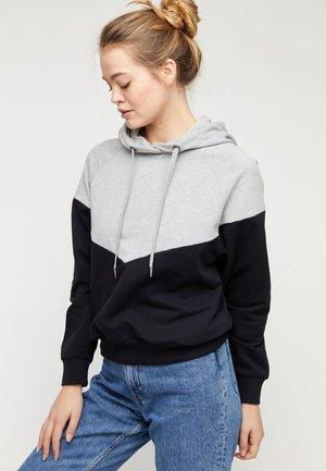 OLBIA - Sweatshirt - grey mel /black