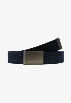 BELTS - Cintura - navy/silver-coloured