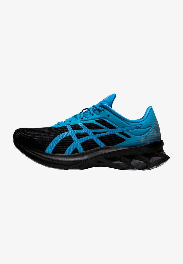 NOVABLAST - Sneakers laag - black/aizuri blue