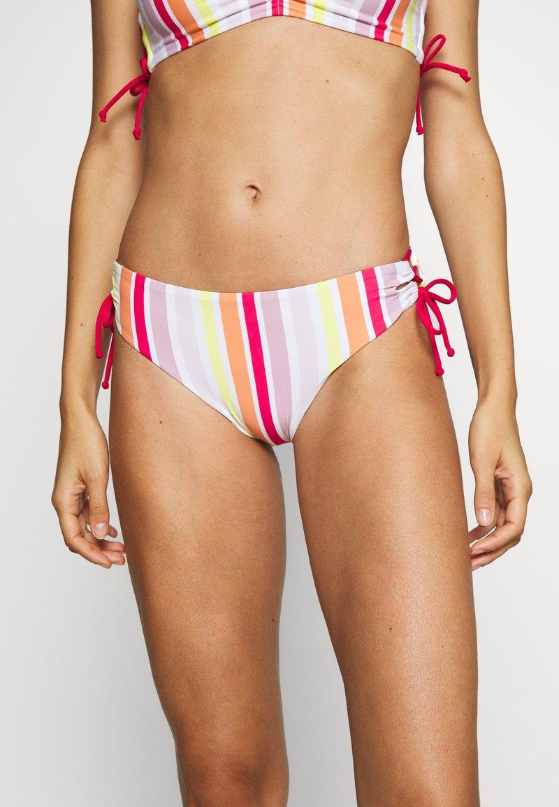 Roxy - BEACH CLASSICS FULL BOTTOM - Bikini bottoms - mauve shadows retro