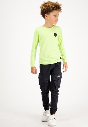 JEASI - Long sleeved top - neon lime