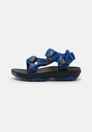 HURRICANE XLT 2 UNISEX - Walking sandals - belay sodalite blue