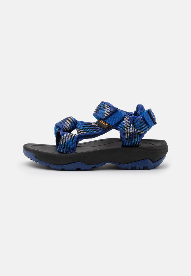 HURRICANE XLT 2 UNISEX - Outdoorsandalen - belay sodalite blue