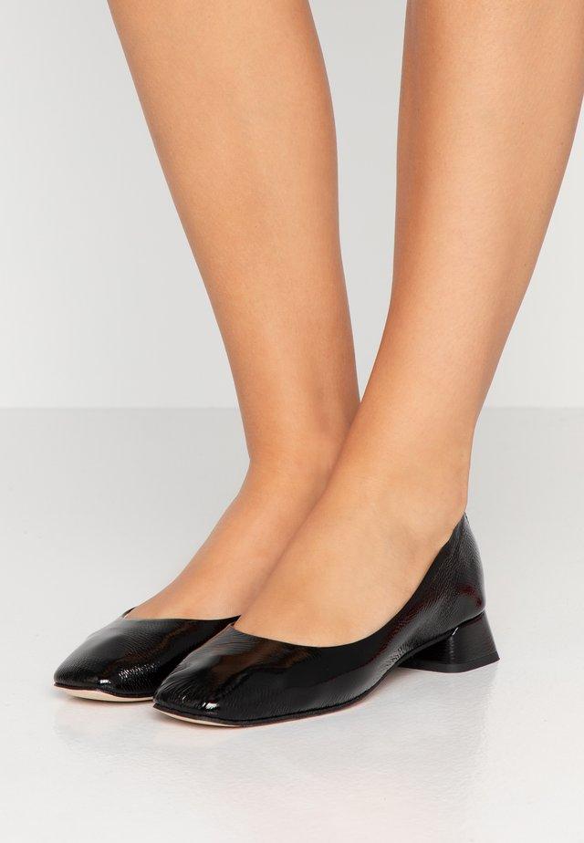 MARLON - Classic heels - noir