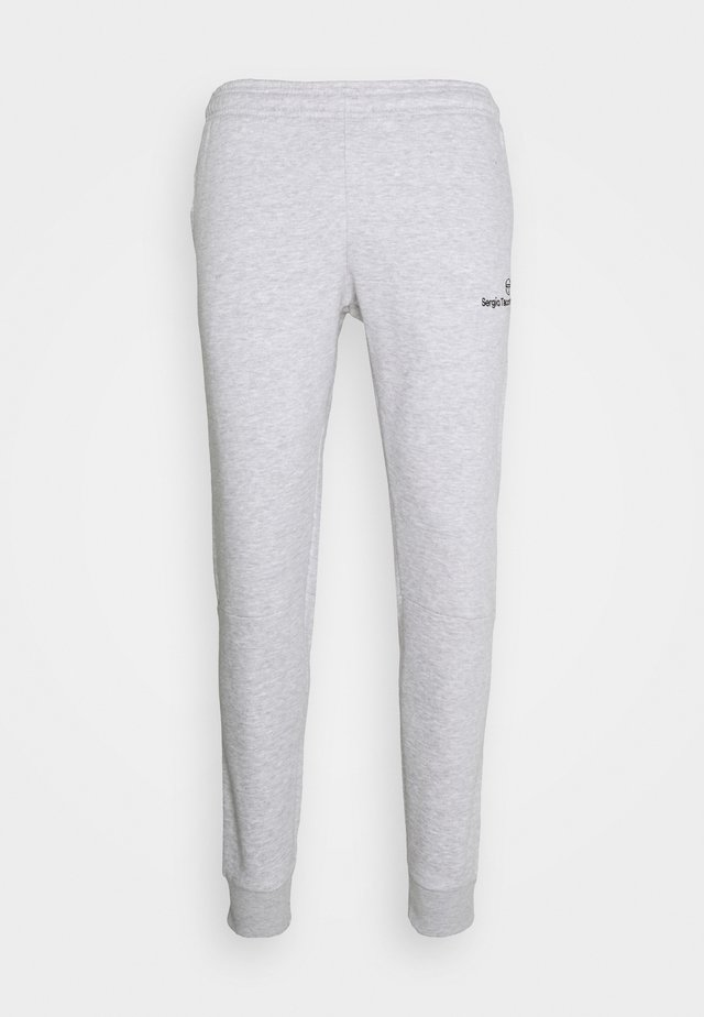 ITZAL PANTS - Pantalon de survêtement - heather grey/antracite