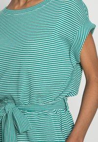 Esprit - DRESS  - Jersey dress - teal green - 4