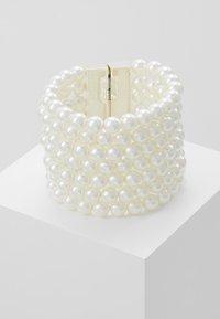 SNÖ of Sweden - MEGAN BRACE STRING - Bracelet - white - 0