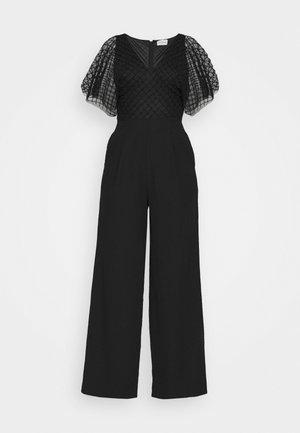LAURA - Jumpsuit - black