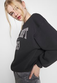Gina Tricot - RILEY - Sweatshirt - offblack - 3