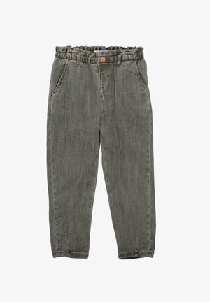 Relaxed fit jeans - mid grey denim